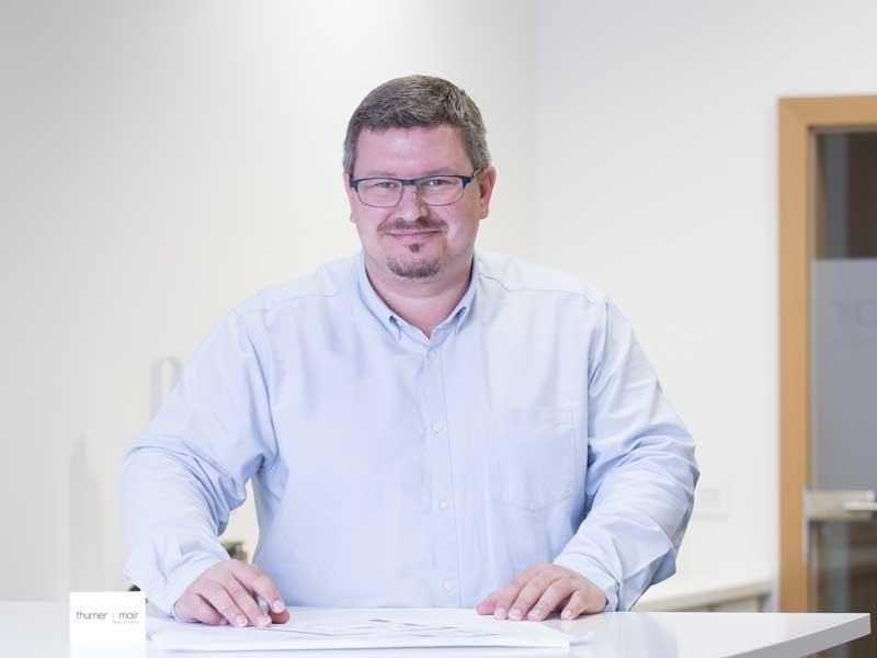 Bmstr. Ing. Markus Thurner