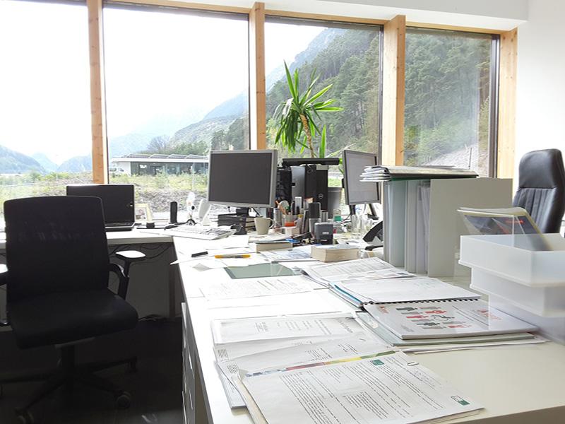 thurner | mair - Büroräumlichkeiten