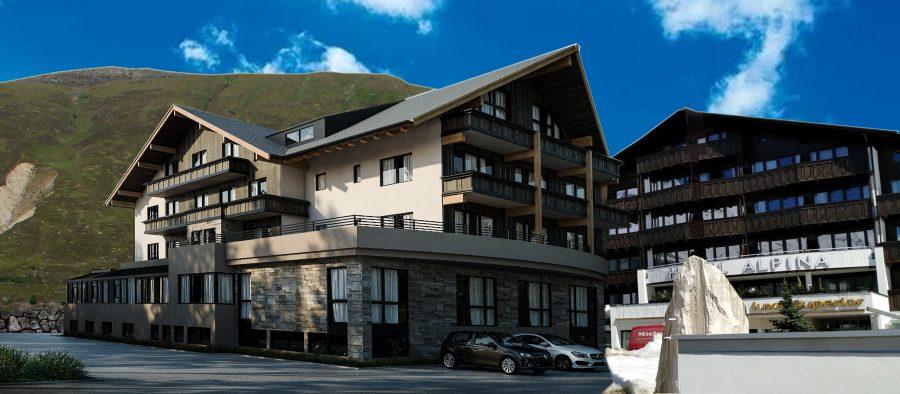 Hotel Alpina Deluxe | Haus Sonnberg | Obergurgl