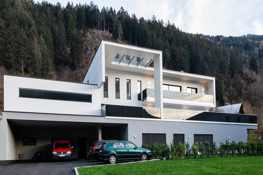 Wohnhaus TRAZO | Zams
