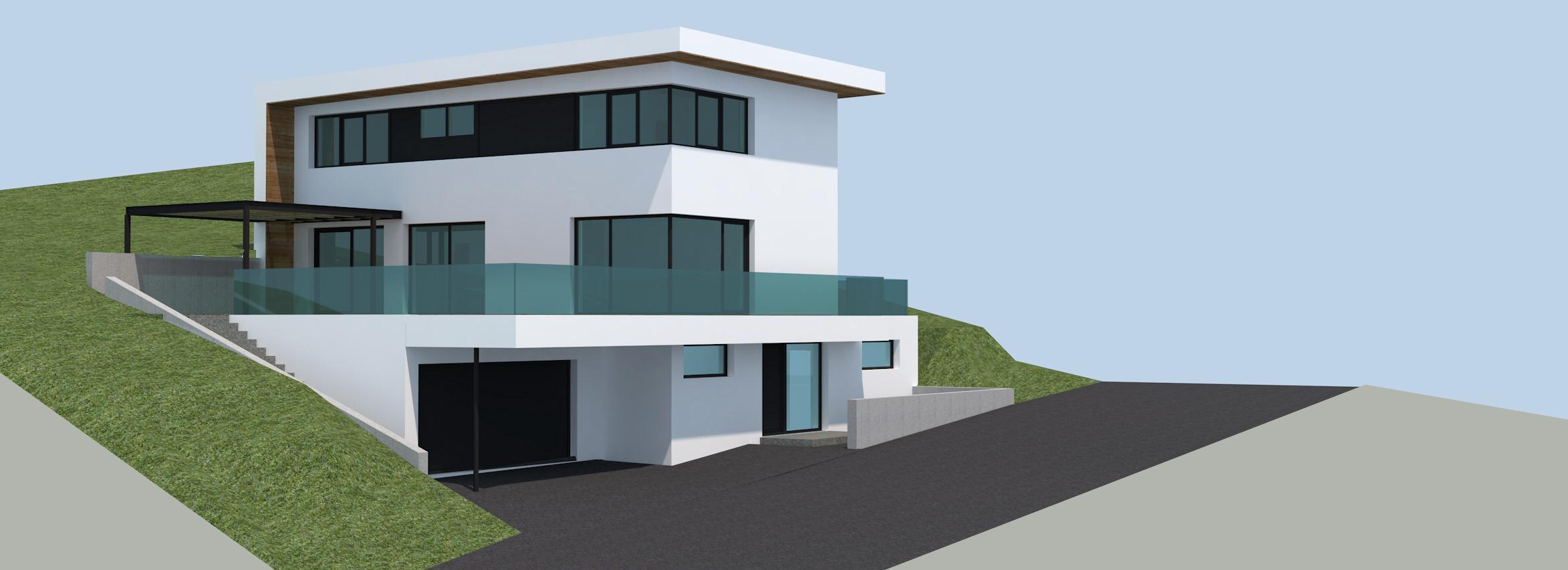 Wohnhaus MJE |  Imst