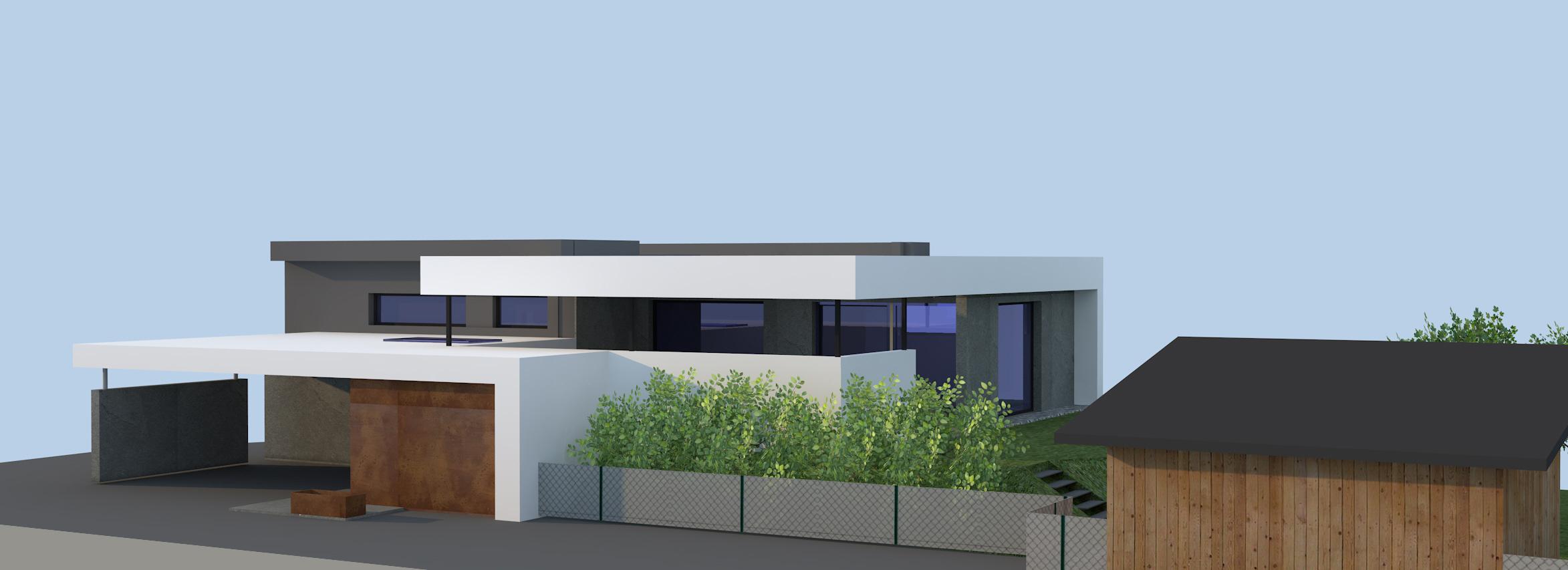 Wohnhaus USI | Imst