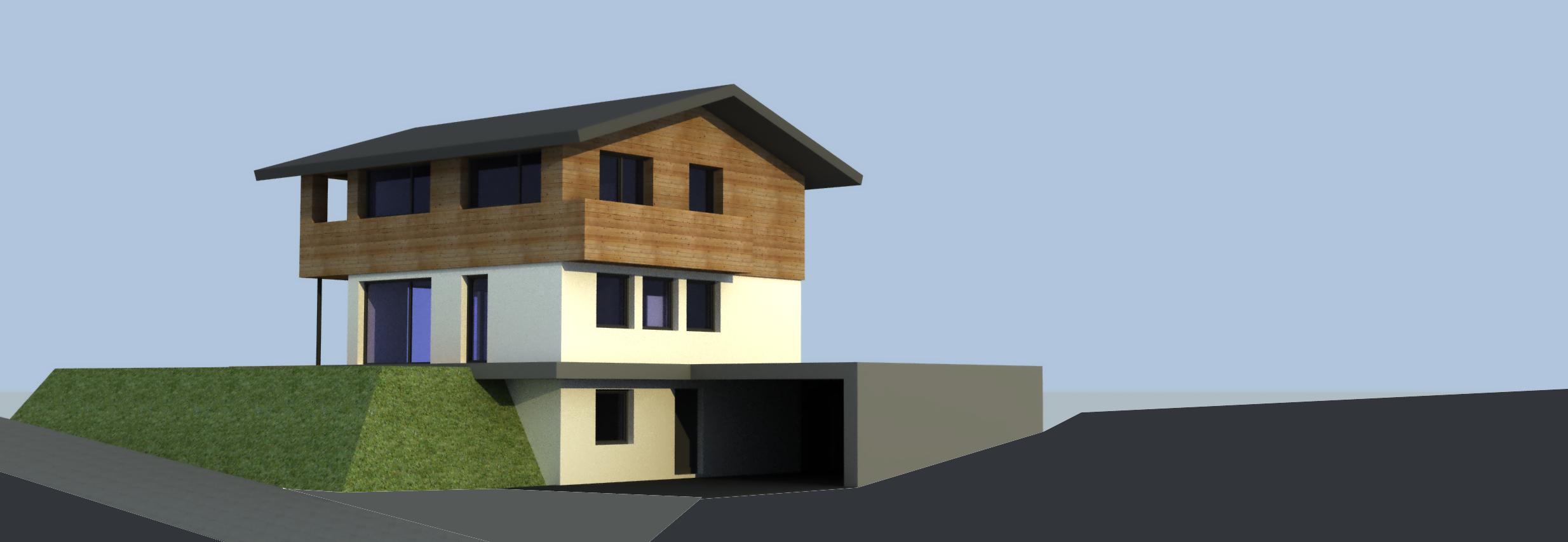 Wohnhaus DOWE | Wenns
