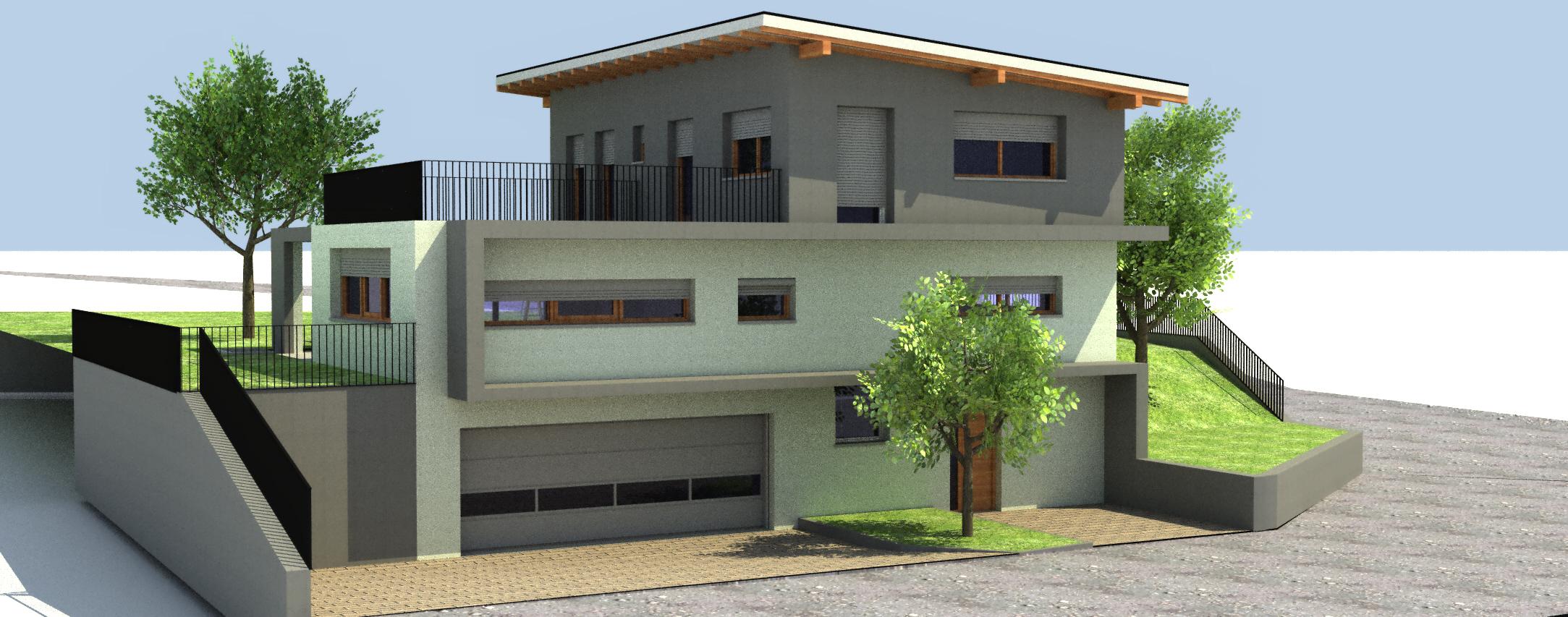 Wohnhaus KLI | Starkenbach